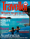 Condé Nast Traveller, Gold List, January 2011