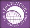 Spa Finder 2011 Readers' Choice Awards, November 2011