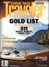 Condé Nast Traveler, Gold List, January 2012