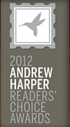 2012 Andrew Harper Readers' Choice Awards
