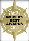 Travel+Leisure World's Best Awards, July 2014