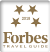 2018 Forbes Travel Guide Star Awards