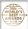 Travel + Leisure's Readers Choice Awards, July 2018