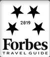 2019 Forbes Travel Guide Star Awards