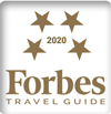 2020 Forbes Travel Guide Star Awards