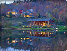 Twin Farms in Vermont