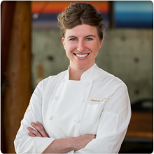 Image of Sierra Mar's Executive Chef Elizabeth Murray