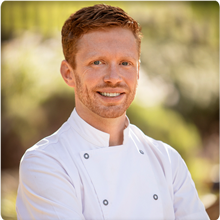 Sierra Mar Executive Chef Jonny Black